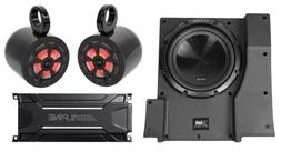 10 subwoofer amp tower speakers for 2011