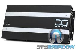 DC AUDIO 175.4 4-CHANNEL 250W X 4 RMS COMPONENT SPEAKERS TWE