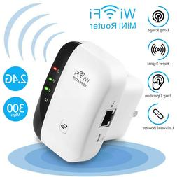 Wavlink 2.4G 300Mbps Wireless Repeater,Wireless-N Singal Boo