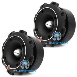 """2 PP4-T ROCKFORD FOSGATE 1.5"""" HORN 4OHM PUNCH PRO SERIES AUD"""