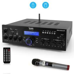 200w bluetooth home theater amplifier audio receiver