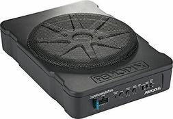 Kicker 46HS10 Hideaway Compact Powered Subwoofer, 10-Inch
