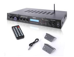 5 Channel Rack Mount Bluetooth Receiver, Home Theater Amp, S