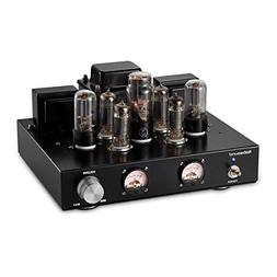 Nobsound 6P1 6.8W 2 Vacuum Tube Power Amplifier; Stereo Clas