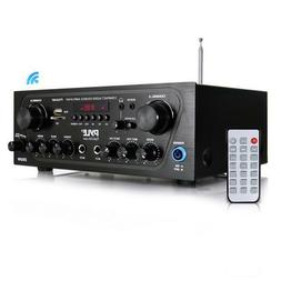 Bluetooth Audio Amplifier, 2-Ch. Audio Source Stereo Receive