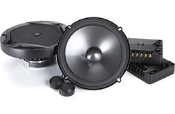 "Jbl - 6-1/2"" Component Car Speakers With Polypropylene Cones"