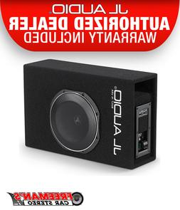 JL Audio ACP110LG-TW1 400W MicroSub+ Amplified Subwoofer Por