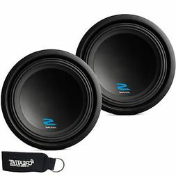 "Alpine Subwoofer Package - Two S-W12D2 S-Series 12"" Dual 2-O"