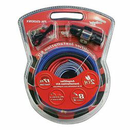 Nippon  AMP WIRING KIT AUDIOPIPE 8 GA.FOR SYSTEMS UP TO 1500