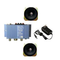 Amplifier Amp and Speaker Upgrade Kit Compatible With Arcade