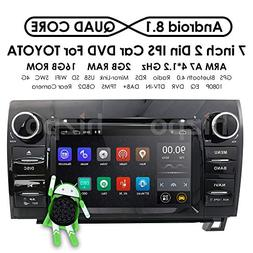 7 Inch Android 8.1 Touch Screen Car Stereo DVD Player in Das