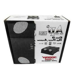 Audiopipe APHD-3000D-H1 3000 W Class D Full Range High Power