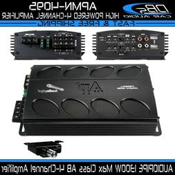 AUDIOPIPE APMN-4095 Mini 4 Channel Car Motorcycle Amplifier