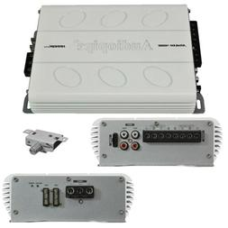 NEW AUDIOPIPE APMR-4080MIN 1200W 4-Channel Marine/Boat Ampli