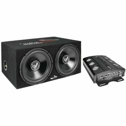 Audiopipe APSB-1299PP Super Bass Combo Amplifier Kit