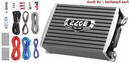 Boss Audio AR1500MK Boss Armor Amplifier 1500 Watts Monobloc