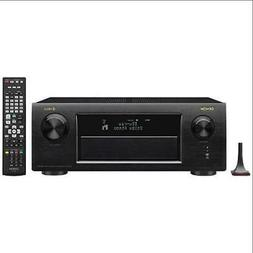 Denon Denon AVR-X6300H AV amplifier black [high res support