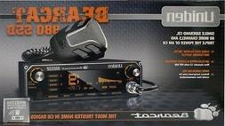 Uniden BEARCAT 980SSB 40- Channel SSB CB Radio with Sideband