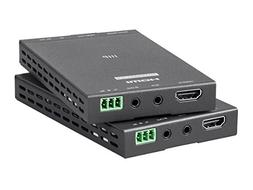 Blackbird 4K Pro HDBaseT Extender Kit - 70m With IR, PoC, RS