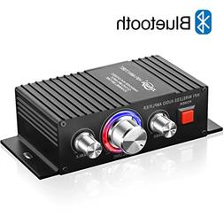DUTISON Bluetooth Home Audio Amplifier, Mini Home Amplifier