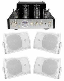 Rockville BluTube Tube Amplifier/Home Theater Receiver+ 5.25