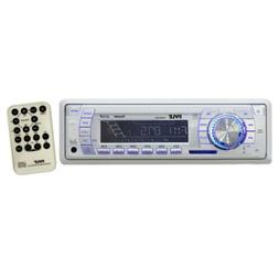 Boat Pyle Bluetooth Marine Stereo Receiver AM FM Radio Syste