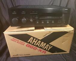BRAND NEW OLD STOCK Yamaha RX-596 Sound Stereo Amplifier - F