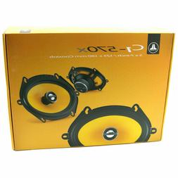 "JL Audio C1-570x 5"" x 7""/6"" x 8"" 120W RMS 2-Way C1 Series Co"