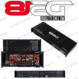 DS18 CANDY-6 6 Channel Fullrange Car Amplifier 1800W Max Voi