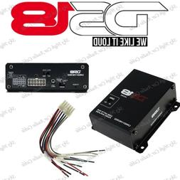 CANDY MICRO2 2 Channel Mini Amplifier DS18 320W Fullrange AT