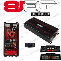 DS18 CANDY X5B 5 Channel Car Stereo Amplifier 2000W Max Clas