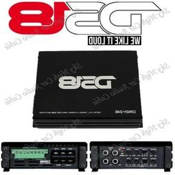 DS18 CANDY Z4B 4 Channel Fullrange Amplifier 1800W Max Class
