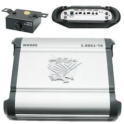 Car Amplifiers - ST-750.2 1500 Watt 2 Channels Class AB Amp