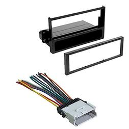 CAR Stereo Radio CD Player Receiver Install MOUNTING KIT Rad
