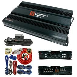 Cerwin Vega CVP2500.5D 2500W 5-Channel Car Audio Amplifier +
