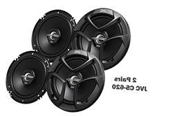 Package Component Speakers In Bulk Box Two  Pairs Of CS-J620