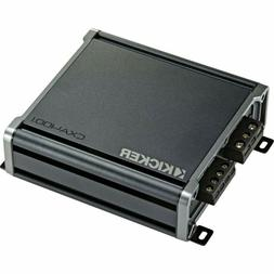 Kicker CX400.1 Class-D 800 Watts Peak Mono Car Amplifier *46