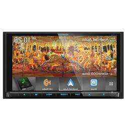 """Kenwood Excelon DDX9905S 6.8"""" DVD Receiver Apple CarPlay/And"""