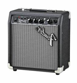 Fender Electric Guitar Amplifier Music Amp Small Portable Bl