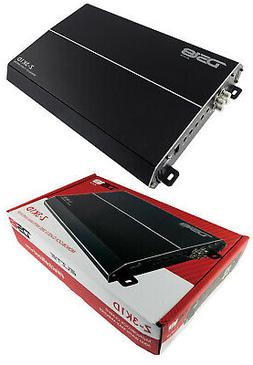 DS18 Elite Z-3K1D 3000 Watts 1 Channel Class D Monoblock Hig