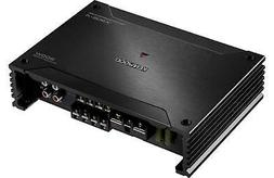 KENWOOD EXCELON X302-4 CLASS-D 4-CHANNEL CAR AMPLIFIER 50W R