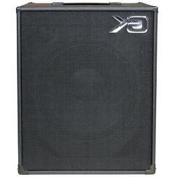 "Gallien-Krueger MB115-II 200W 1x15"" Ultra Light Bass Combo A"