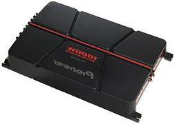 Pioneer GM-A6704 4-Channel Bridgeable Amplifier with Bass Bo