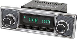 RetroSound HB-308-509-39-78 Hermosa Direct-Fit Radio for Cla