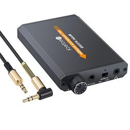 Neoteck Headphone Amplifier Portable 3.5mm Audio Rechargeble