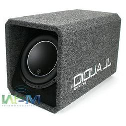 JL Audio HO110-W6v3 Ported H.O. Wedge™ enclosure with one