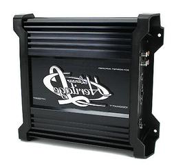 Lanzar Amplifier Car Audio, 2 Channel, 1,000 Watt, 4 Ohm, MO