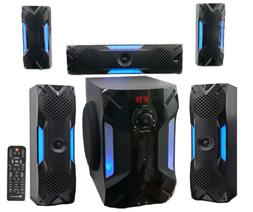 Rockville HTS56 1000w 5.1 Channel Home Theater System/Blueto