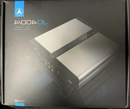 JL AUDIO JD400/4 Car Stereo 4 Channel Amplifier 400W Class D