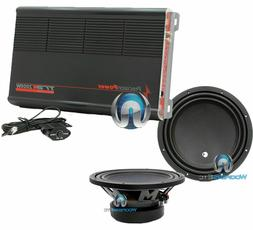 New Kenwood KAC-8406 900 Watt 4-Channel Class AB Car Audio P